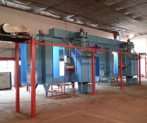 陕西喷塑设备厂家