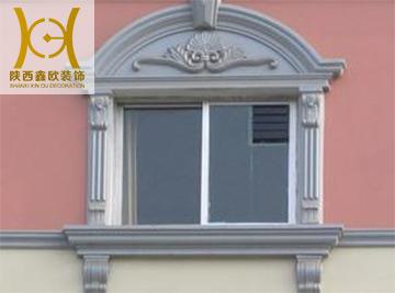 西安GRC门套窗套
